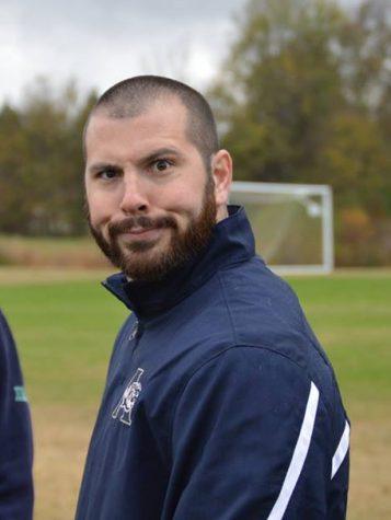 Meet Arlington Football Coach Craig Salley