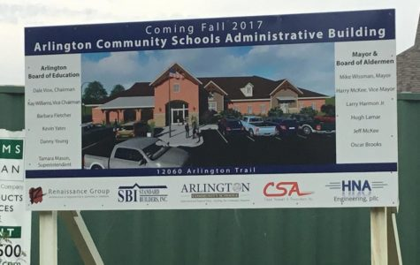 Arlington Community Schools New Central Office Building