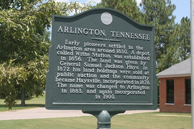 Arlington Population Increase