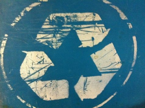 The new Recycling Club strives to clean-up Arlington High