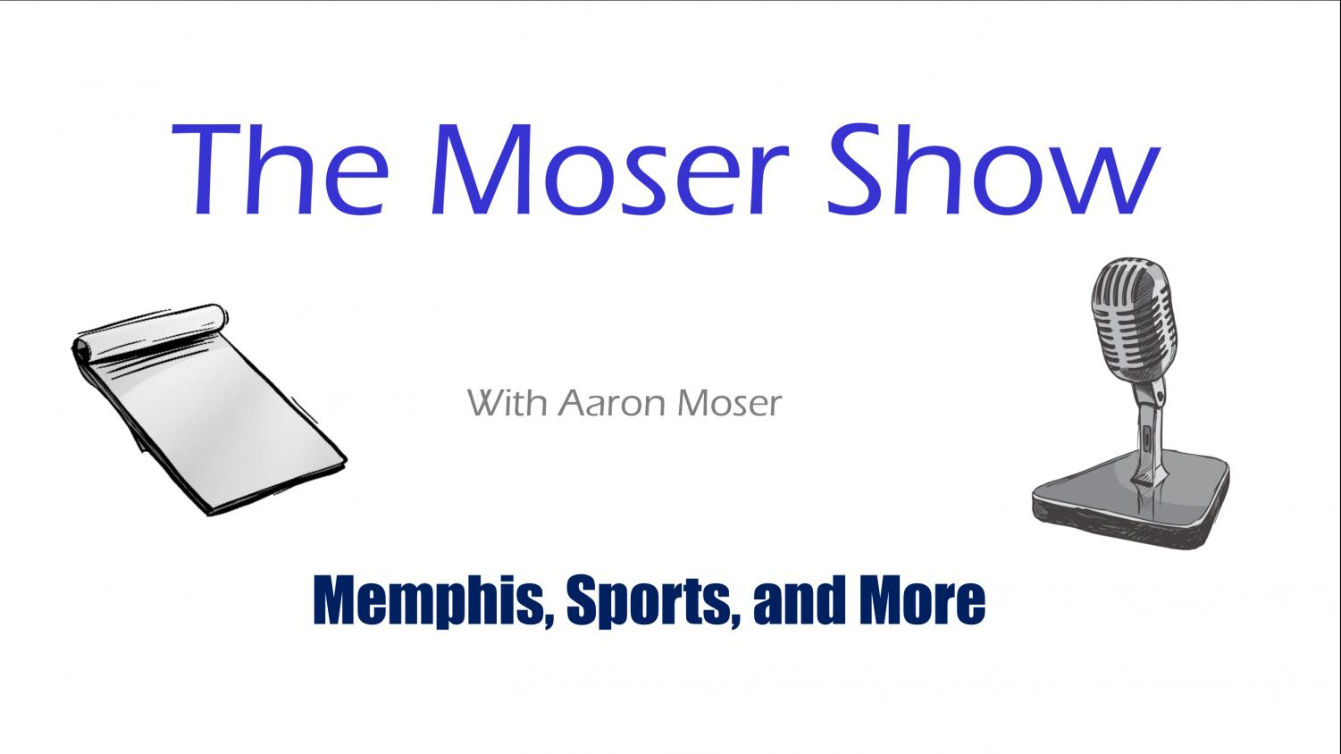 Podcast on Memphis, Sports, and More