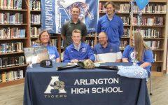 AHS Student-Athlete Hunter Goodman Commits to D1 Univ.