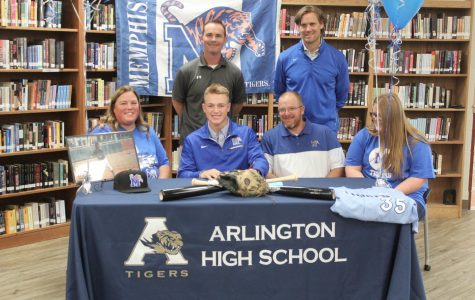 AHS Student-Athlete Hunter Goodman Commits to D1 Univ.