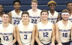 AHS Varsity Tigers Basketball Team