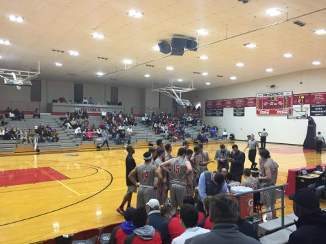 Moser: Line changes, Three Pointers, and Rhodes College Men's Basketball