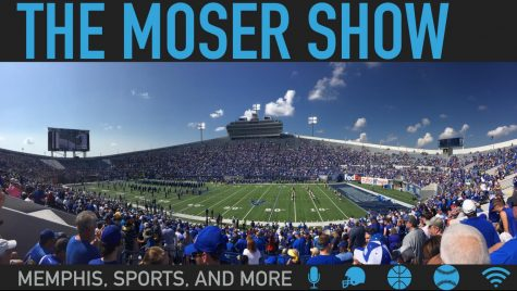 The Moser Show Ep:2 Memphis vs UCF, Can the Tigers redeem themselves?
