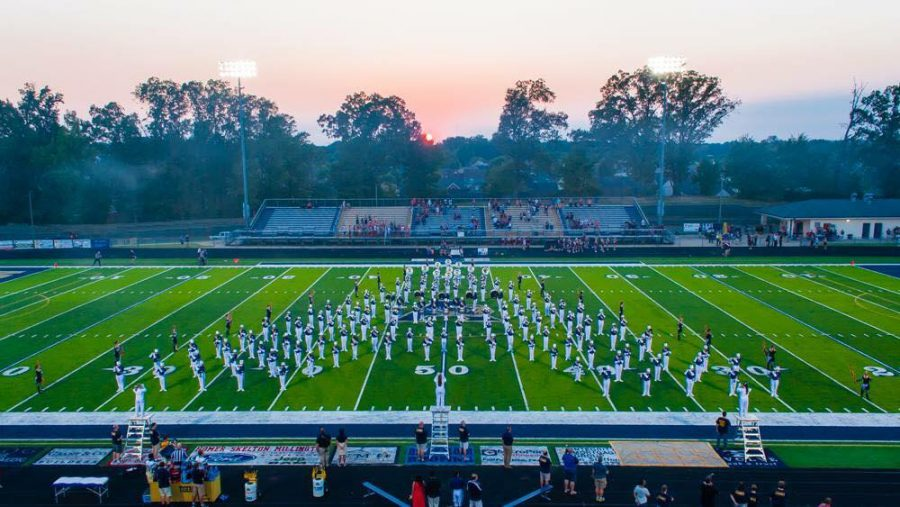 AHS Band: We Are Family