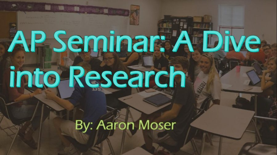 AP Seminar: A Dive into Research