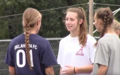AHS Girls Soccer vs Munford TEST