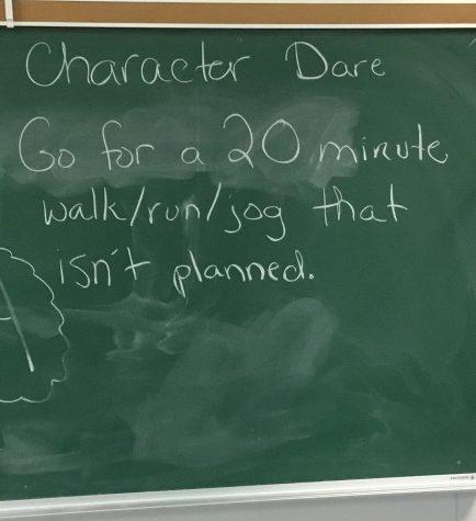 Character Dares