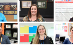 New Teachers at Arlington High School