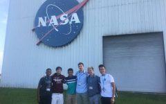 AHS exceptional scholar, Keegan Fong, blasts off to Texas for NASA Internship