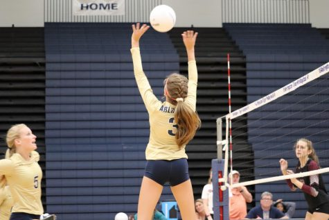 AHS Varsity Volleyball vs. Collierville – Action Shots