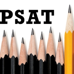 PSAT on October 24th