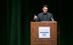 University of Memphis listens to prominent conservative Ben Shapiro