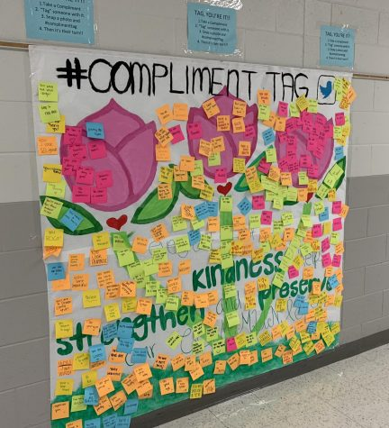 AHS FCCLA Hosts School-Wide Game of Compliment Tag