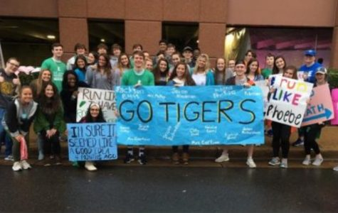 Arlington Tigers Support St Jude.