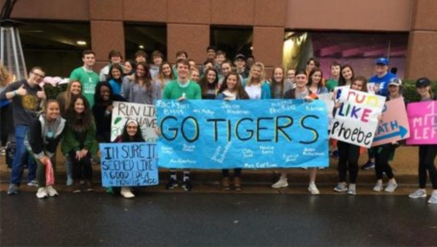 Arlington+Tigers+Support+St+Jude.