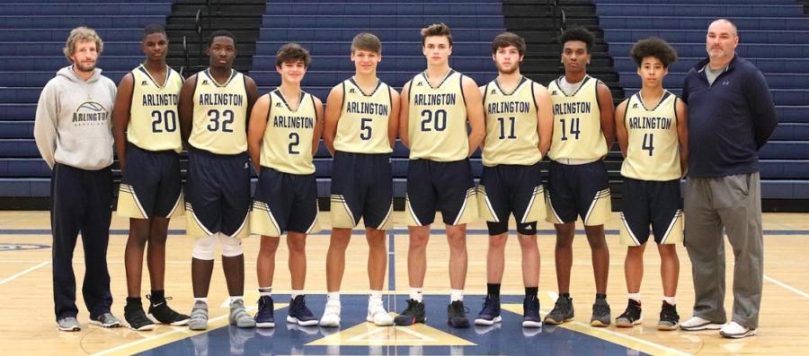 JV Boys Basketball