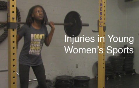 Injuries in Young Women's Sports at AHS
