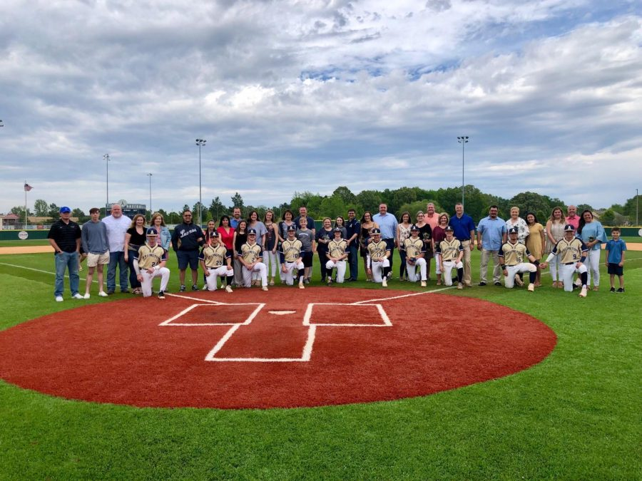 Arlington Baseball Senior Night