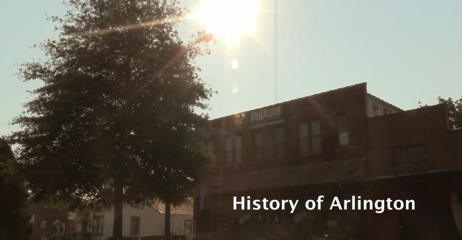 History of Arlington