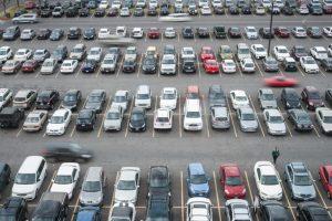 Parking Lot Timelapse
