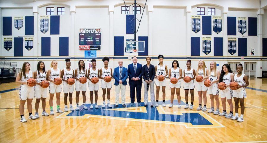 2019-2020 Lady Tigers Varsity Basketball