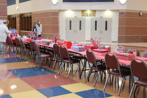 Best Buddies Valentine's Day Party
