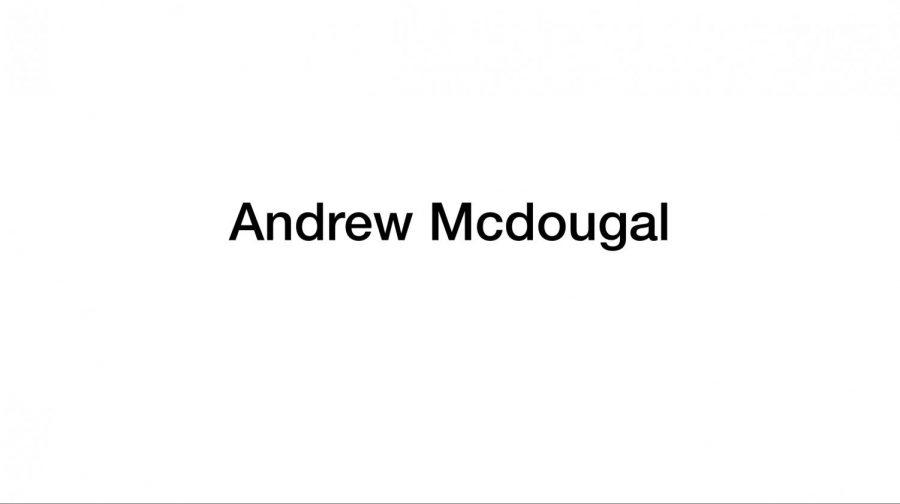 Andrew McDougal
