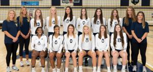 Meet Your AHS 2020 Volleyball Team