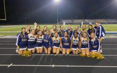 Changes in Arlington's Cheer Team's Season