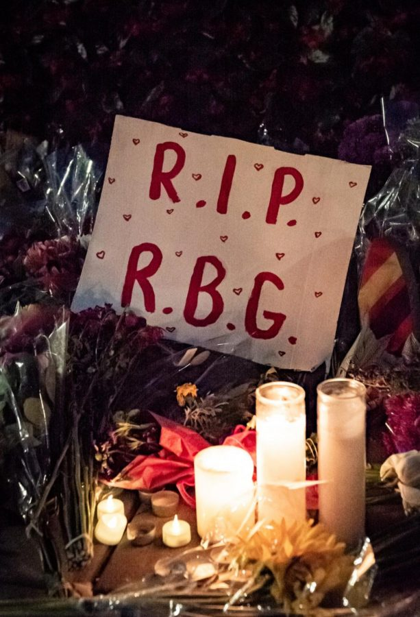 The Passing Of R.B.G.