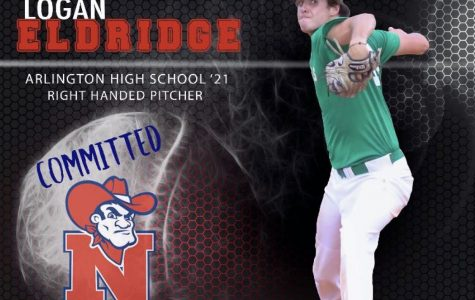 AHS Senior Pitcher Logan Eldridge Commits to Northwest Mississippi College