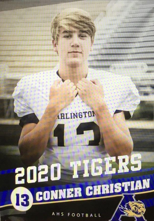 Connor Christian, Athlete Spotlight