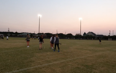 Time-Lapse of AHS Girls Lacrosse Practice