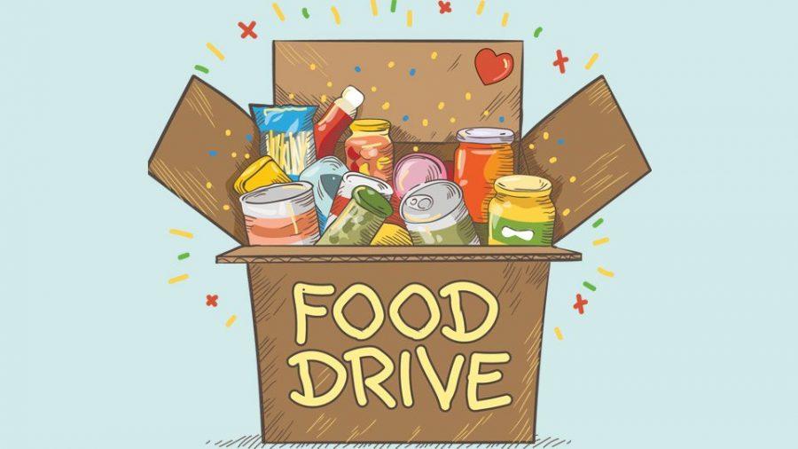 ACS Food drive