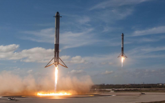 Falcon 9 Launch for SXM