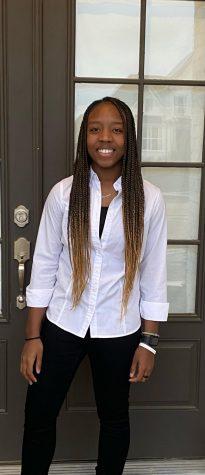 Senior Spotlight: Morgan Linsy