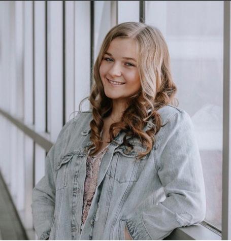 Senior Spotlight - Anna Davis
