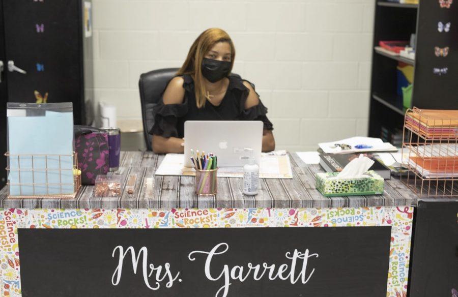 Katrina Garrett