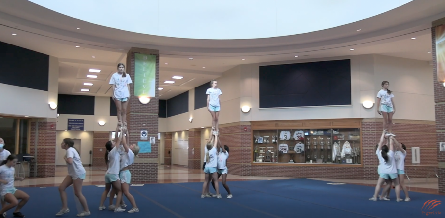 AHS Cheer Coach Luke Documentary